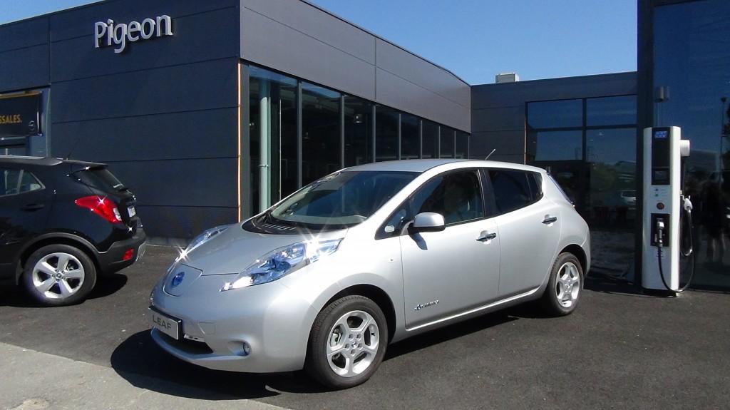 La Leaf de Renault